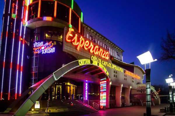 Ночной клуб Esperanza